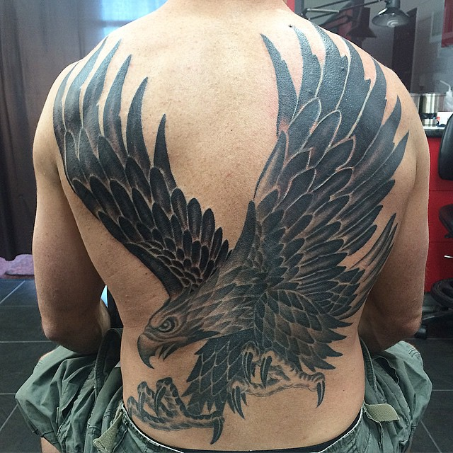 black and grey tattoos