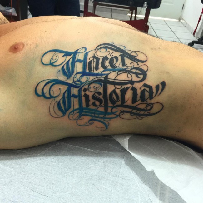 Best tattoo lettering designs meanings