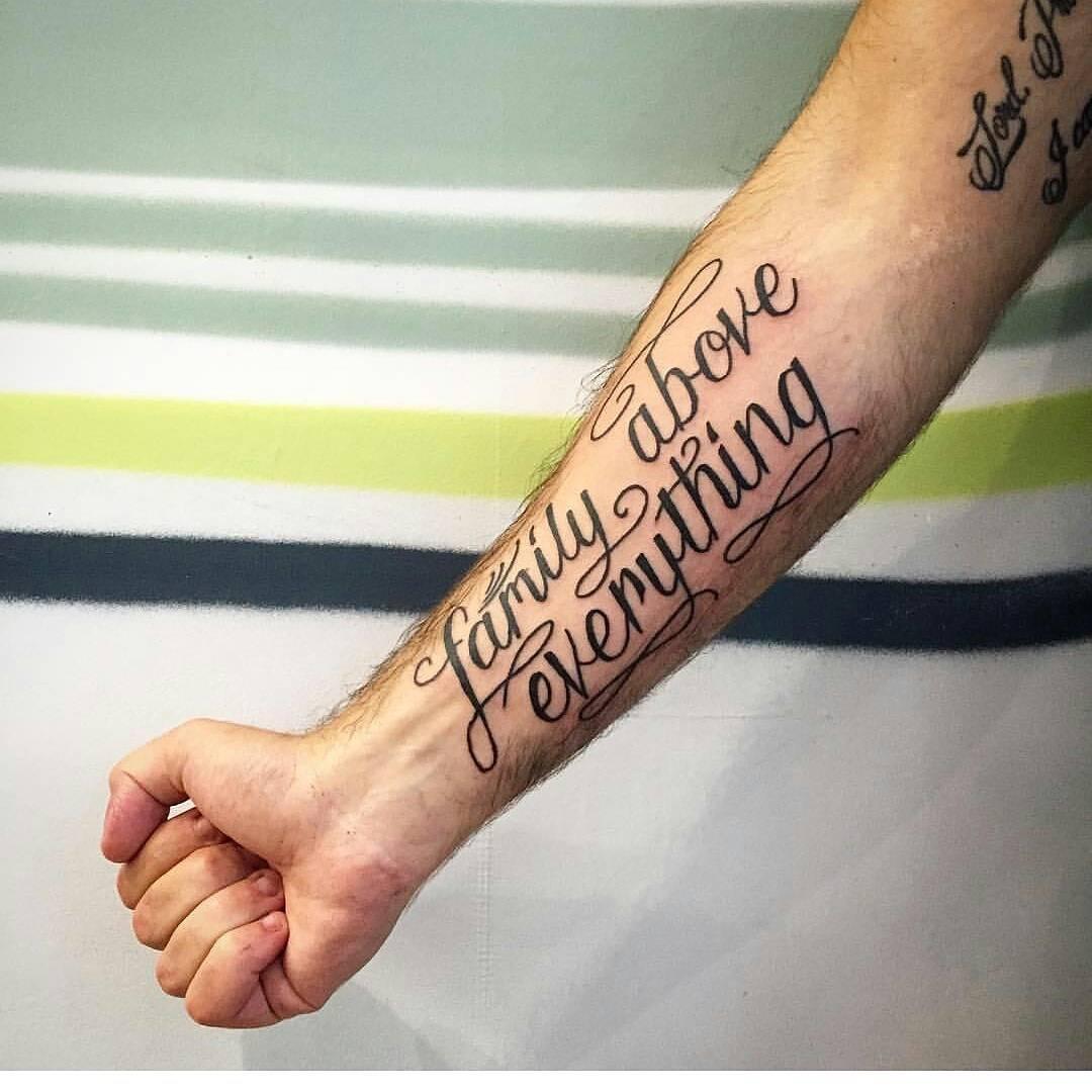 Tattoo Lettering Designs