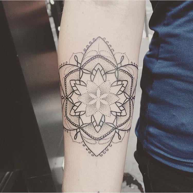 50 Mandala Tattoo Designs: 75+ Best Mandala Tattoo Meanings & Designs