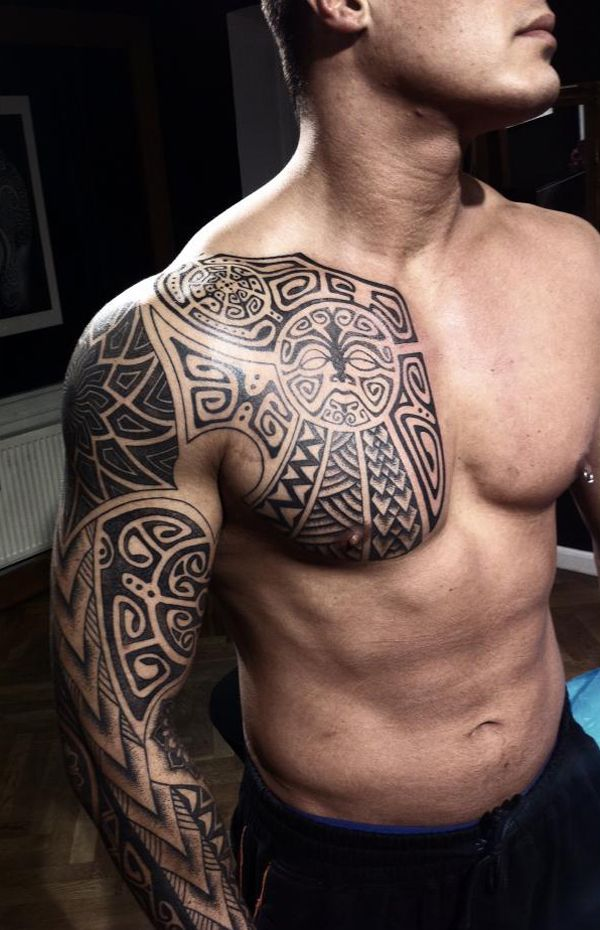 55+ Best Maori Tattoo Designs & Meanings