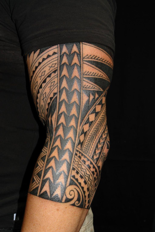 25 Best Maori Tattoo Designs