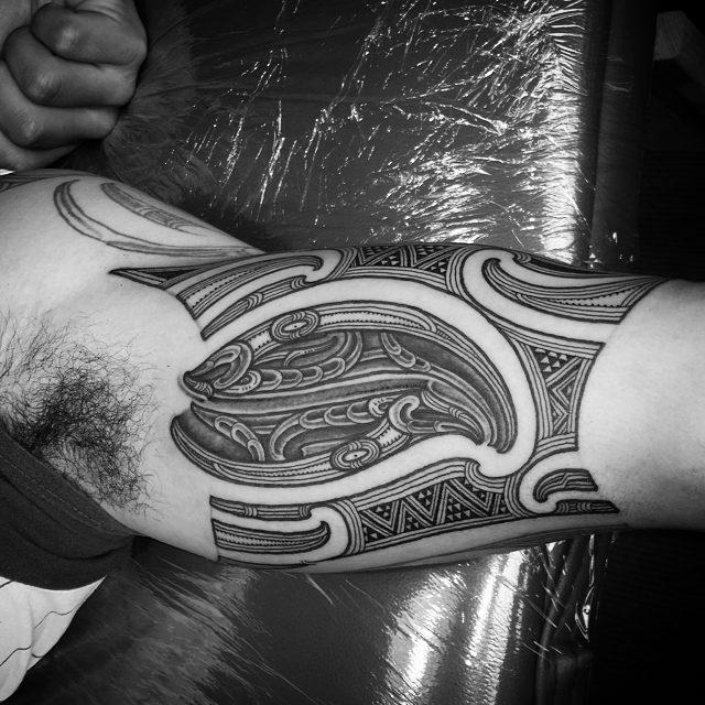 Maori Tattoo Designs Meanings