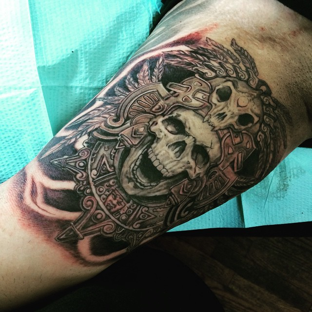 Mexican tattoos