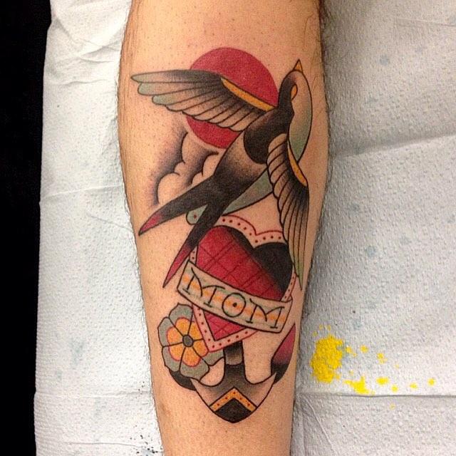 mom tattoos