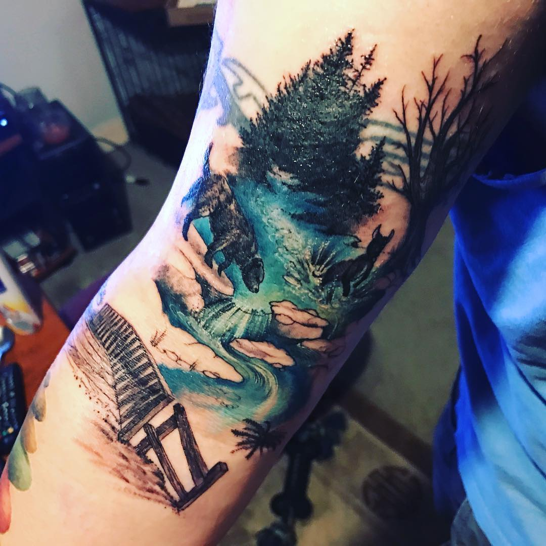 Designs Meanings 2019: 28+ [nature Tattoos Designs]