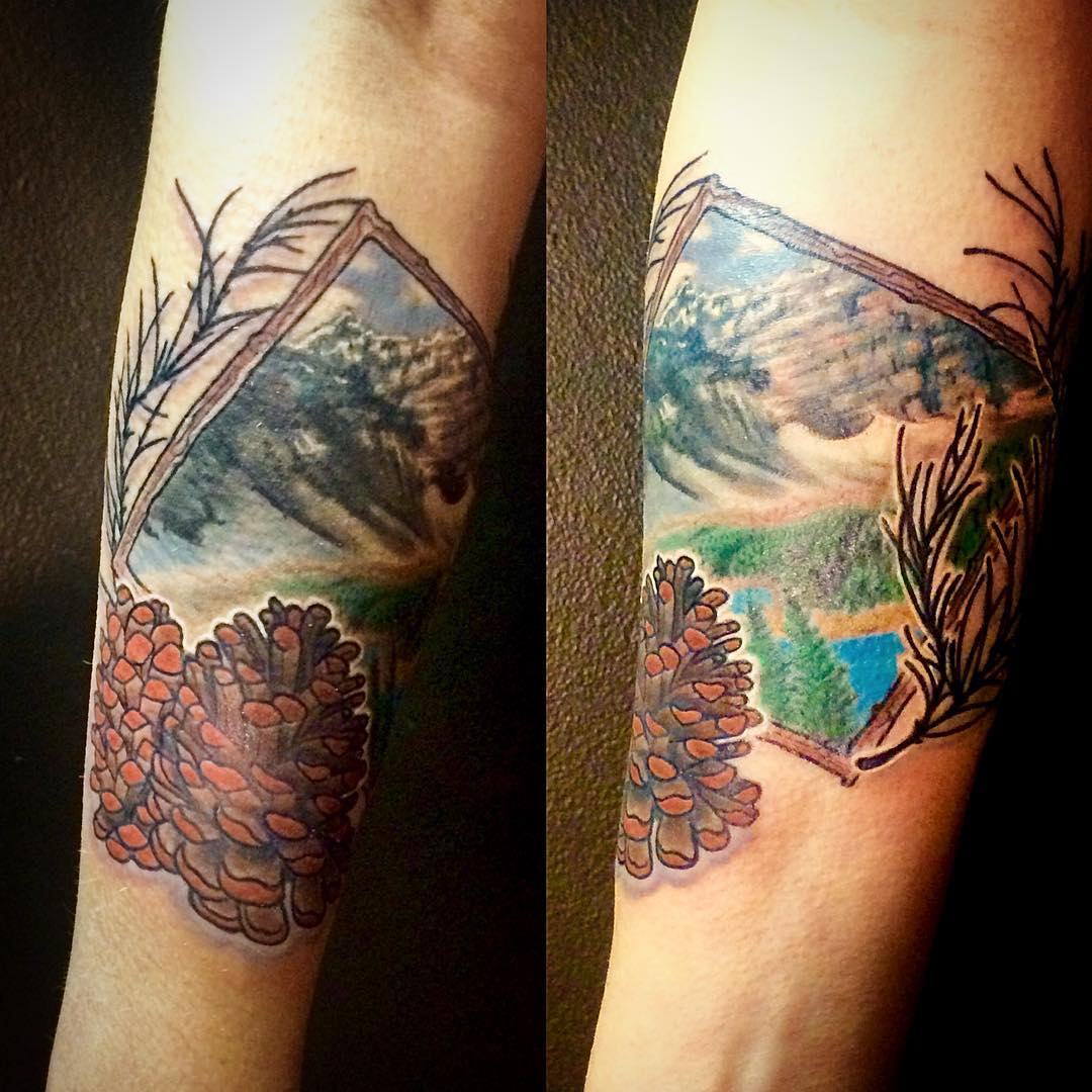 125+ Best Attractive Nature Tattoo - Designs & Meanings (2019)