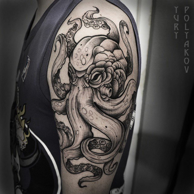 Octopus Tattoos
