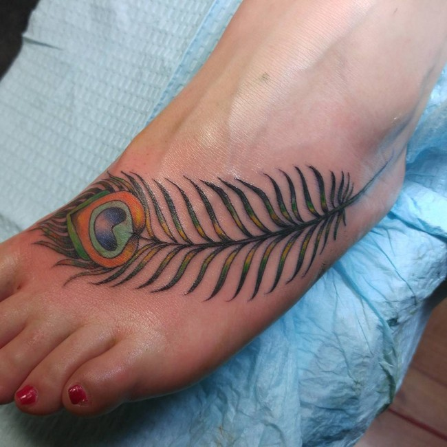 peacock feather tattoos (2)