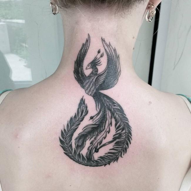 Native American Phoenix Tattoo Designs