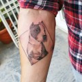 pitbull tattoos