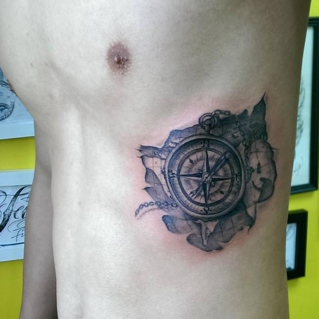 Rib Tattoos