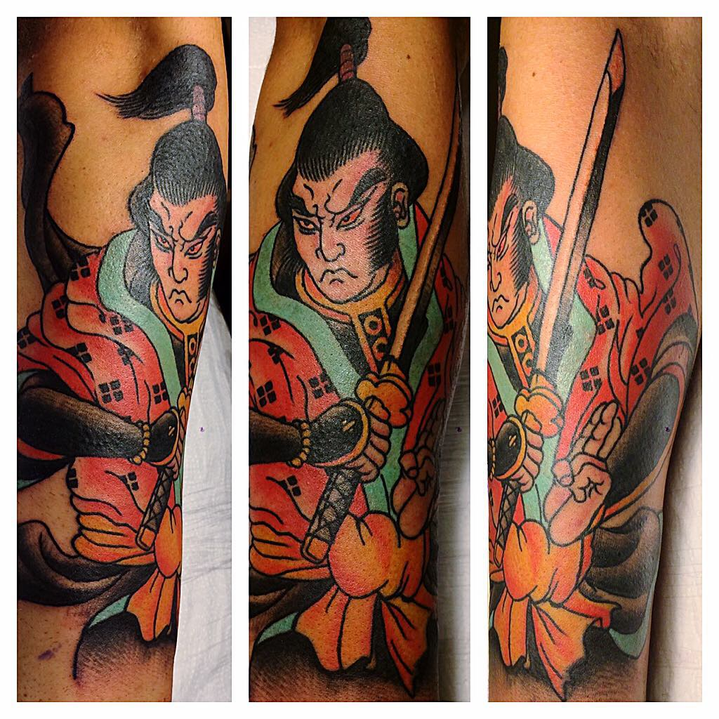 75 best japanese samurai tattoo designs meanings 2018 for Tattoo stuff for sale