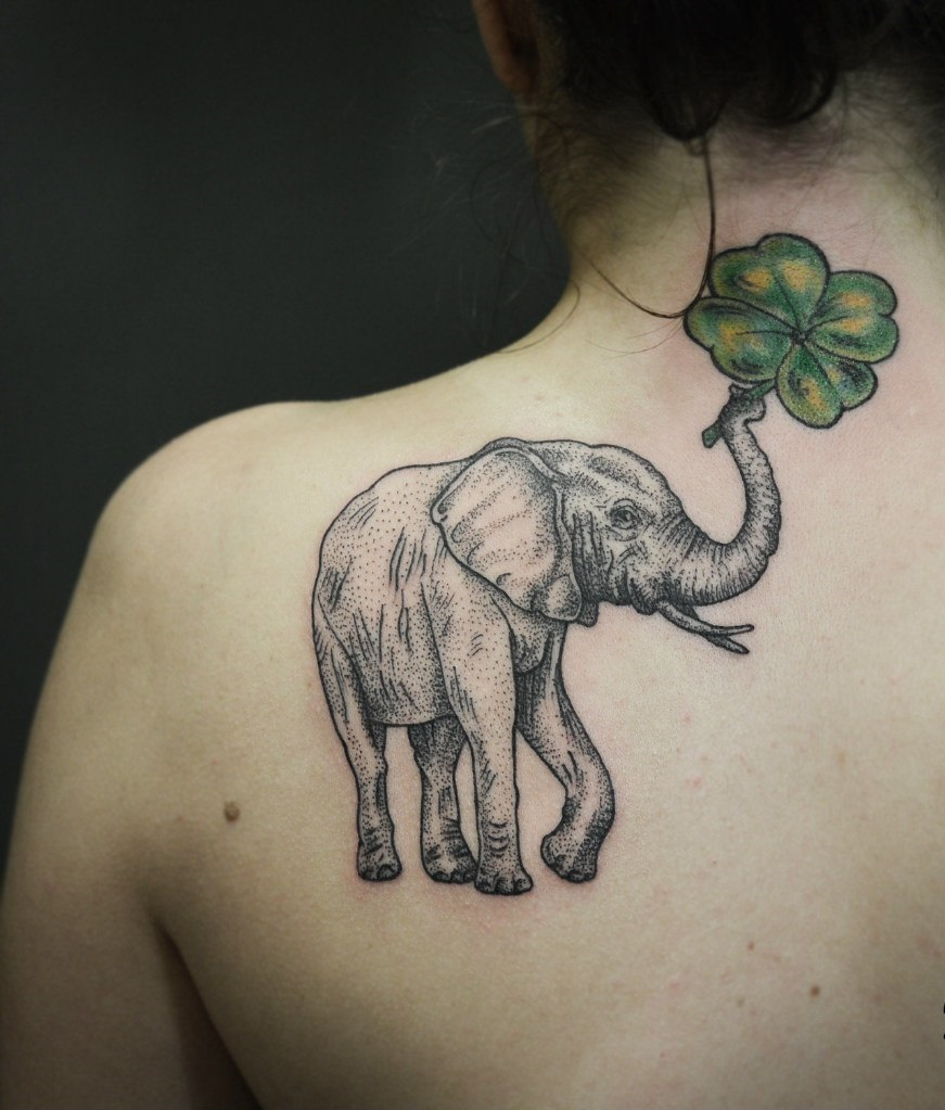 50+ Shoulder Blade Tattoo Designs & Meanings