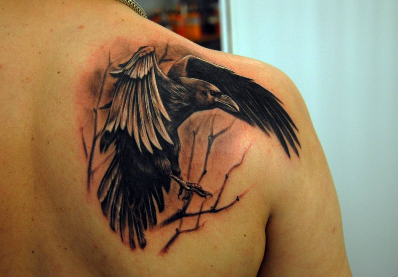 50 Shoulder Blade Tattoo Designs Meanings Best Ideas 2019