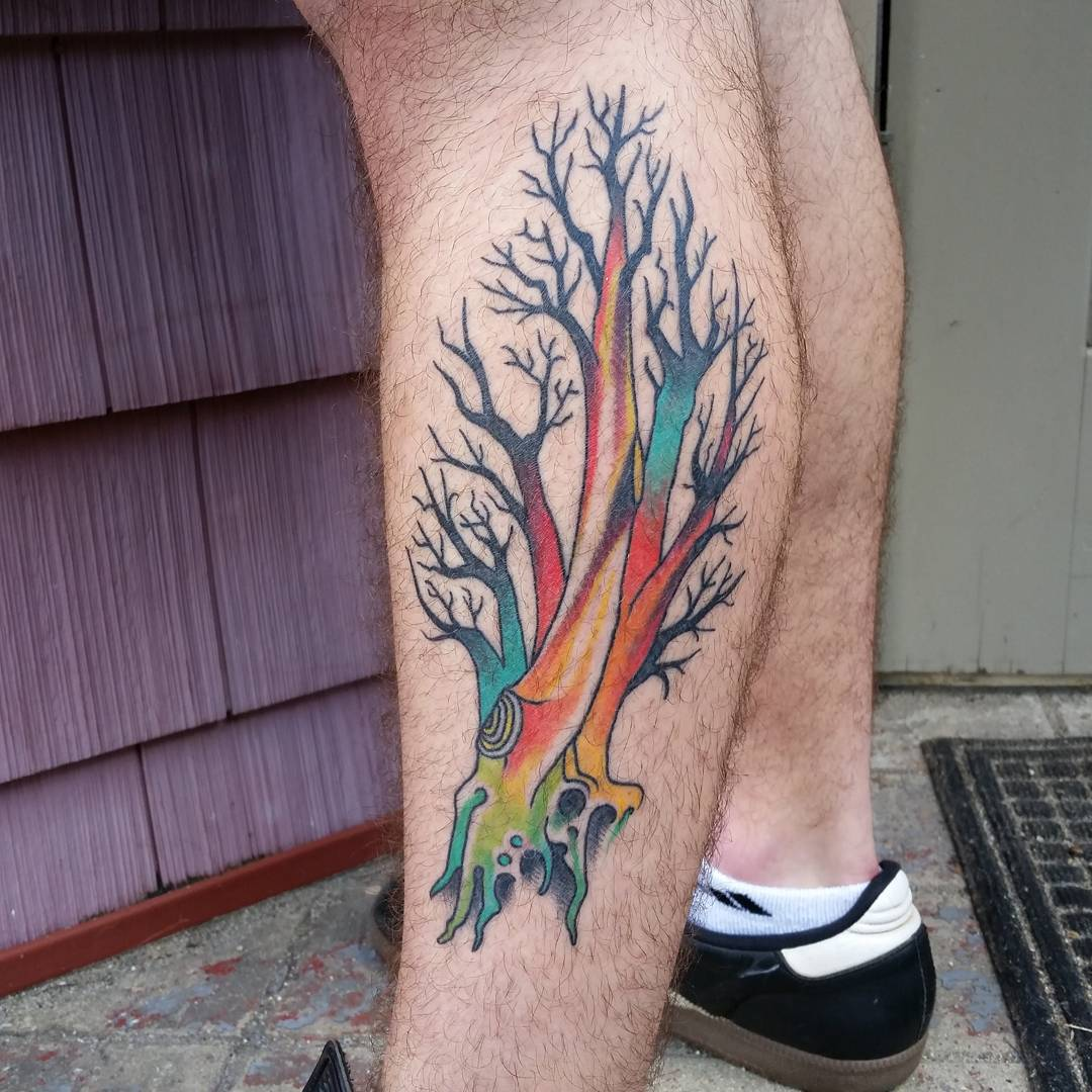 85 best tree tattoo designs meanings family inspired for What does a tree tattoo mean