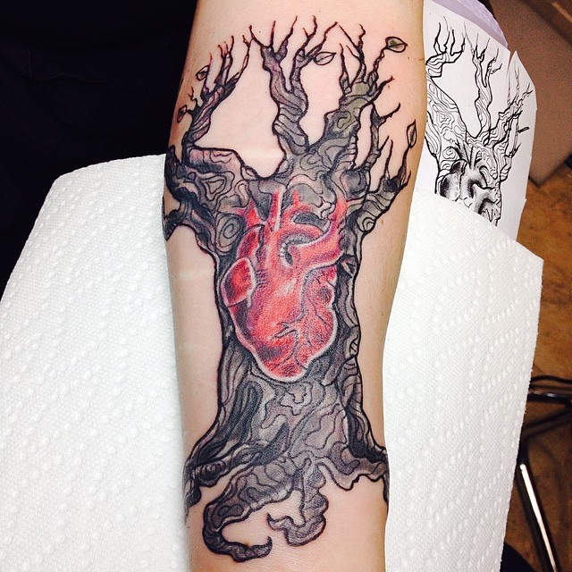 Family Tree Tattoo Ideas: 65 Tree Tattoos