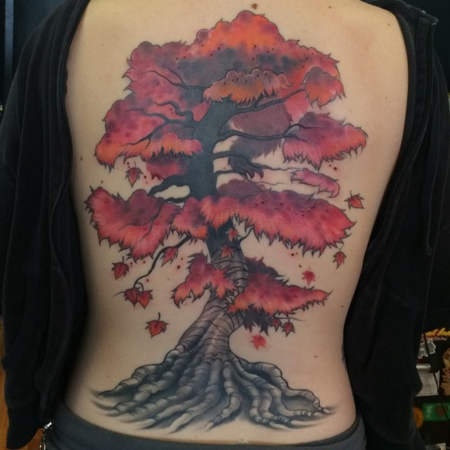 85 best tree tattoo designs & meanings family inspired 2019