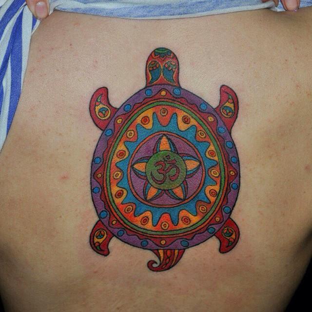 85 Best Sea Turtle Tattoo Designs Meanings 2018