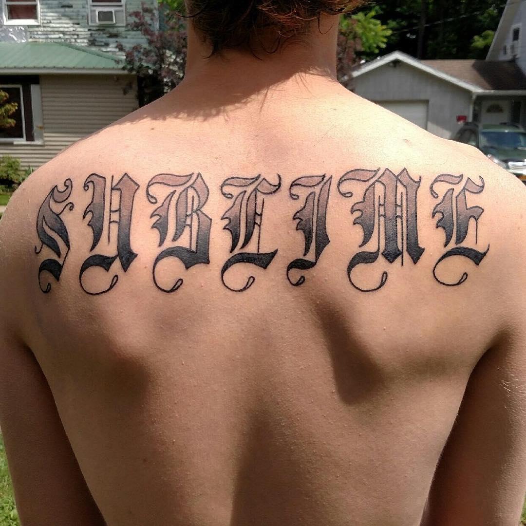 Tattoo Ideas Upper Back