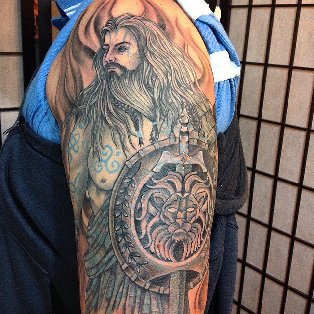 25 Viking Tattoo Designs Ideas: 75 Exceptional Viking Tattoo Designs