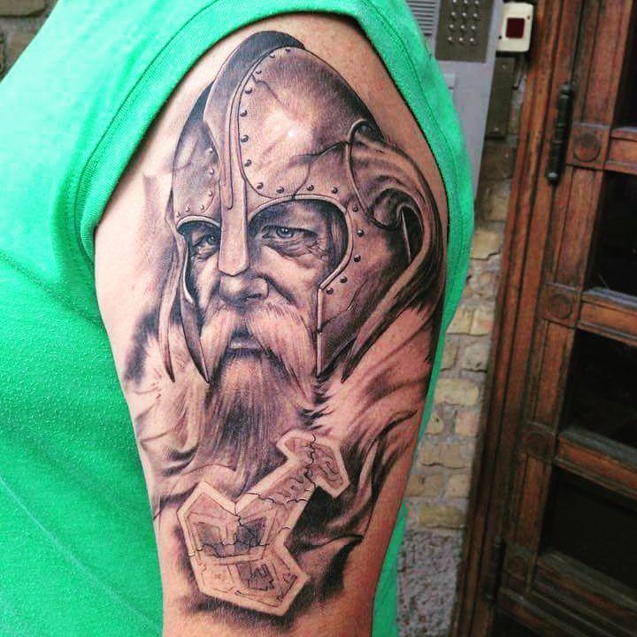 95+ Best Viking Tattoo Designs & Symbols