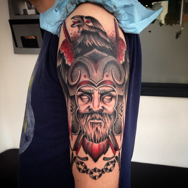 50 Exceptional Viking Tattoo Designs