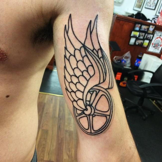 Wings Tattoos