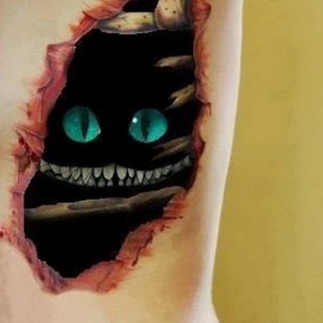 3D tattoo_