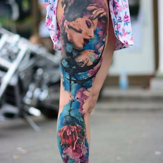 80 best 3d tattoo designs for men and women trendy