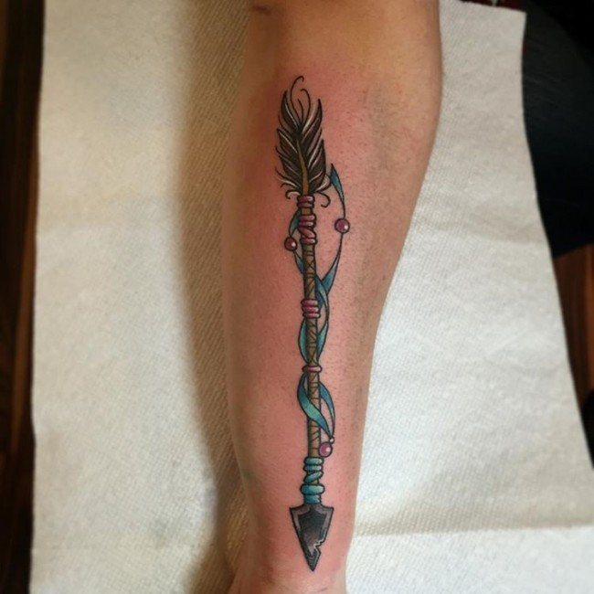 Arrow Tattoo (3)