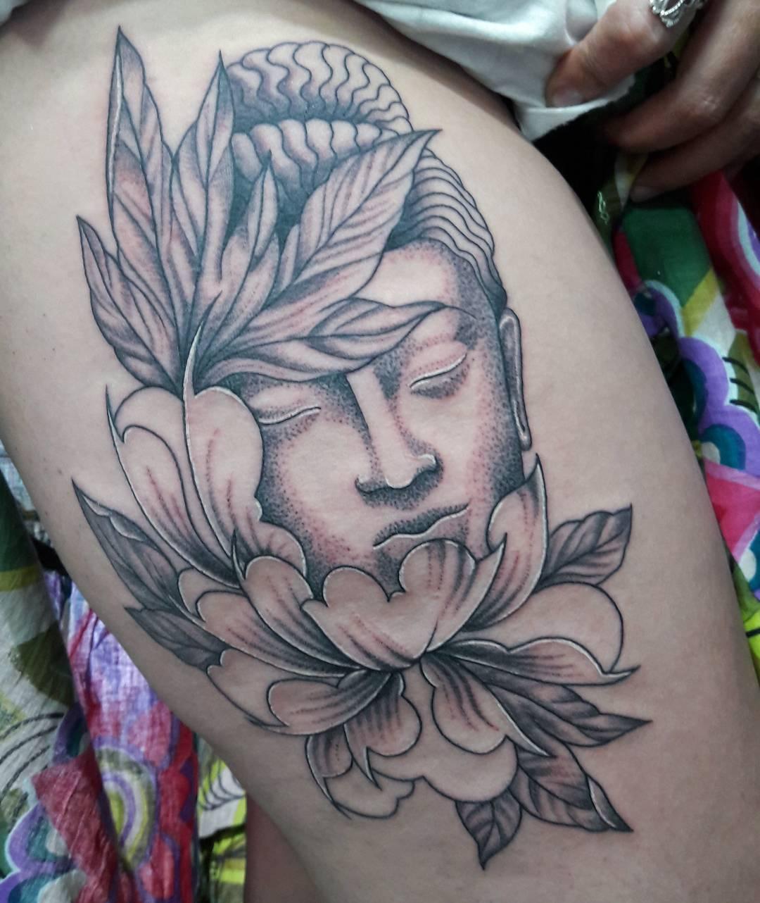 Buddha Hand Tattoo Designs