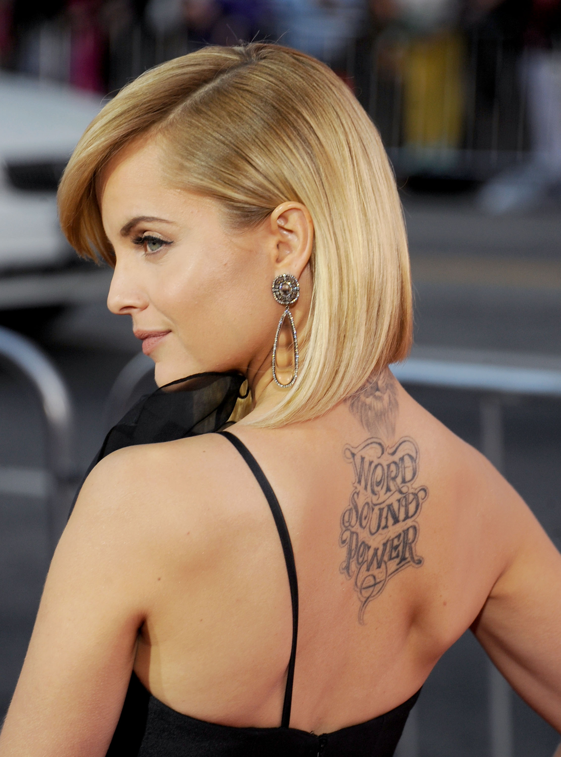 25 Famous Celebrities With Tattoos Specially For Fans 2019