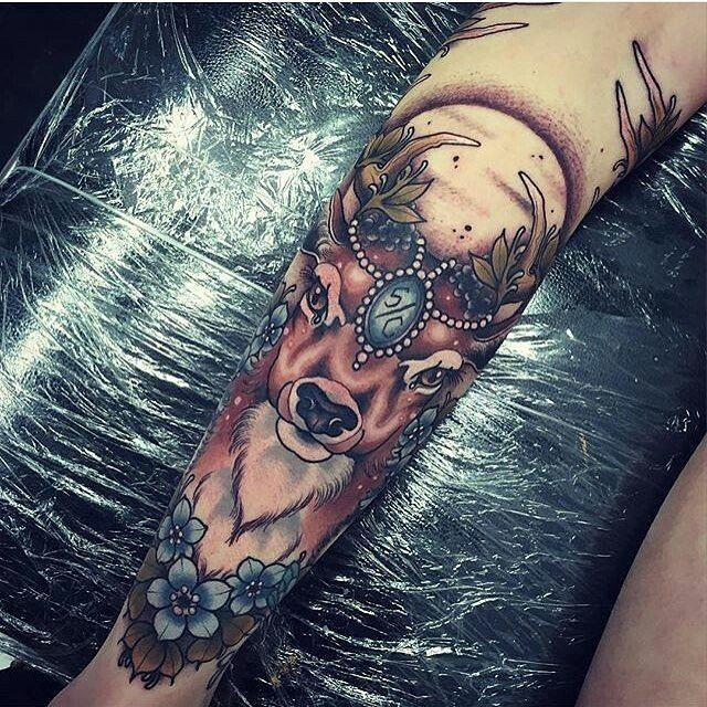 26 Deer Tattoos: 120+ Best Deer Tattoo Meaning And Designs