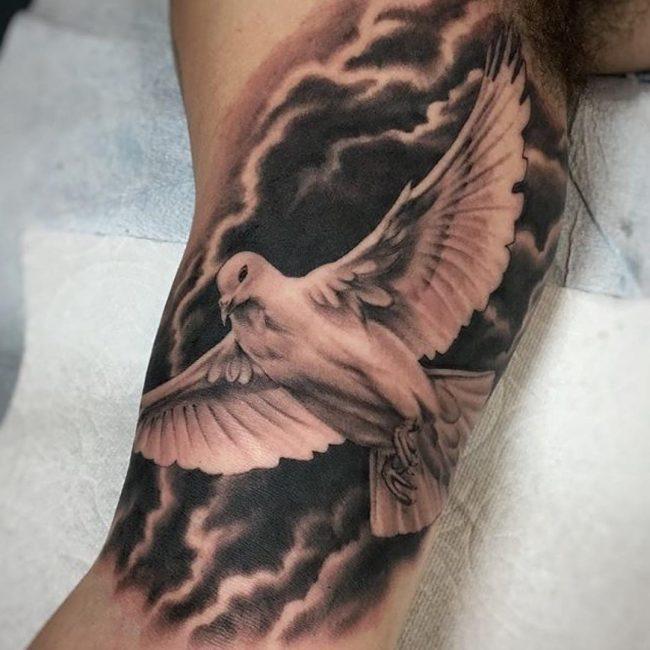 Dove Tattoo