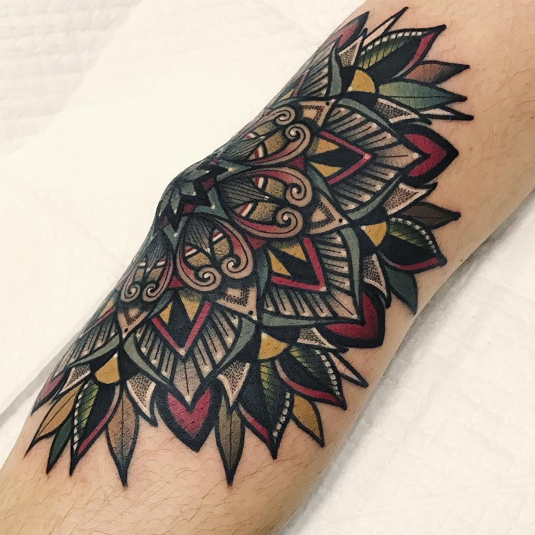 120  Best Elbow Tattoo Designs &amp Meanings Popular Types