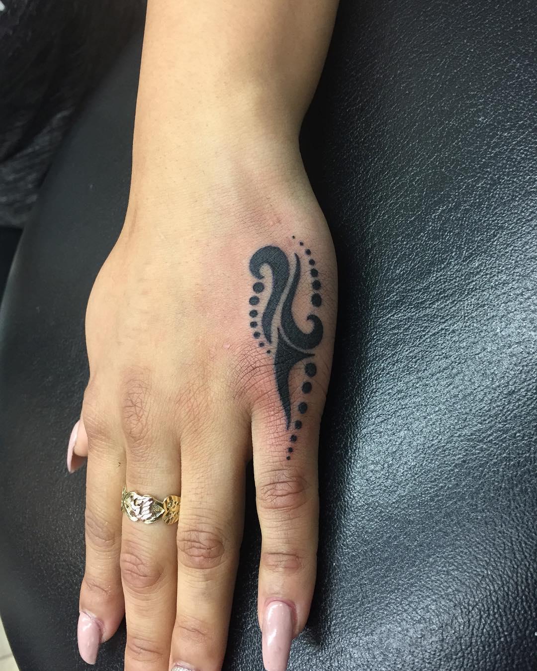75+ Best Hand Tattoo Designs