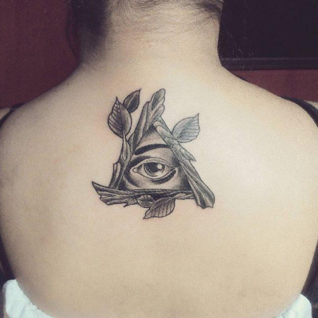 Indian Tattoo_