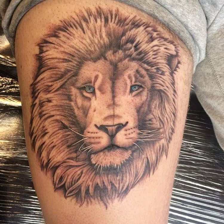 110 best wild lion tattoo designs meanings choose yours 2018. Black Bedroom Furniture Sets. Home Design Ideas