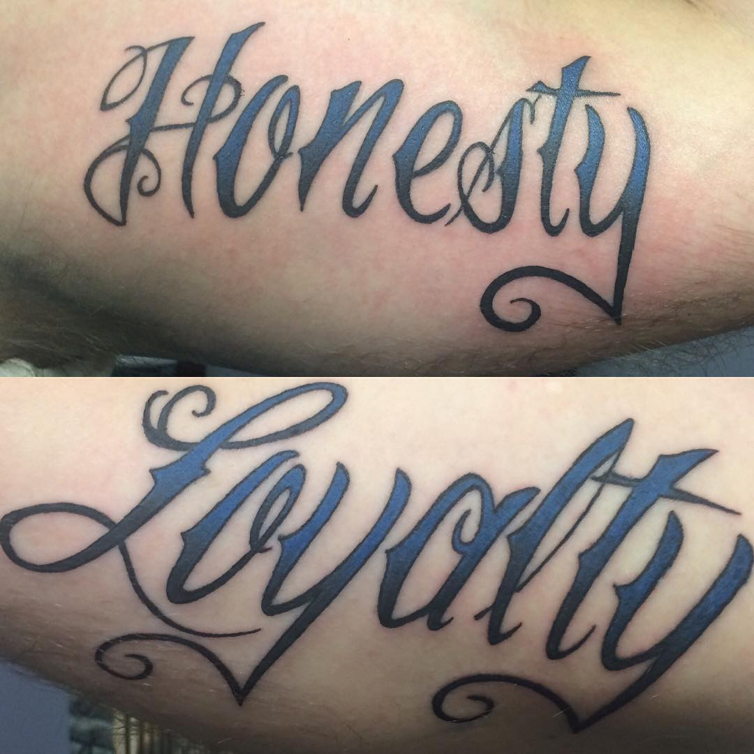 55 Best Loyalty Tattoo Designs & Meanings- Courage & Honor ...
