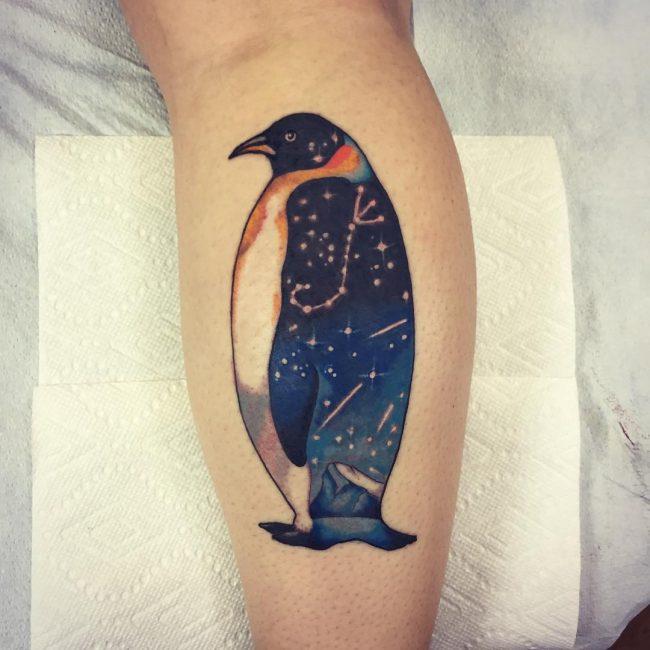 Penguin Tattoo
