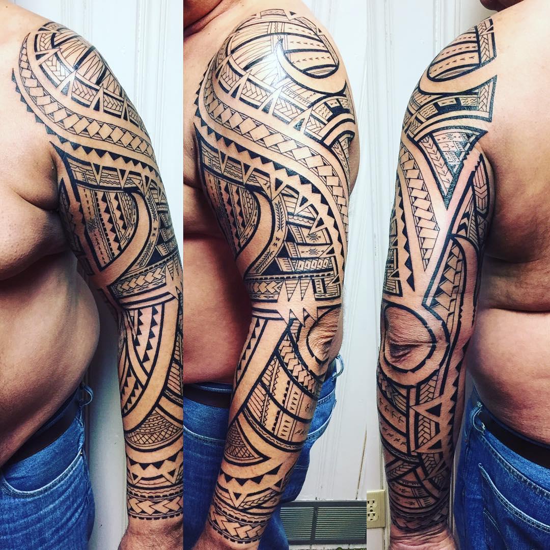 60 Best Samoan Tattoo Designs Meanings Tribal Patterns 2019