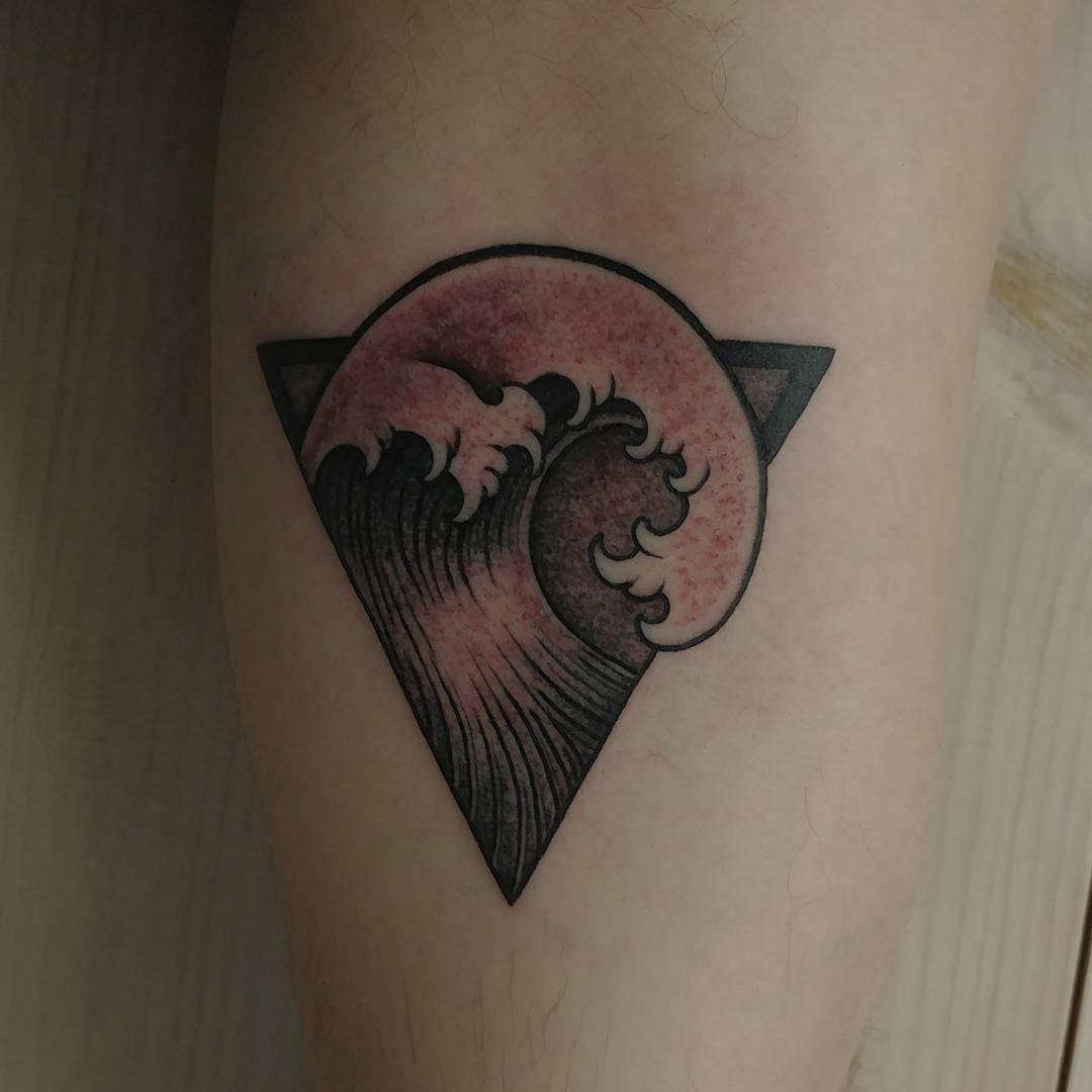 65 Best Triangle Tattoo Designs Meanings