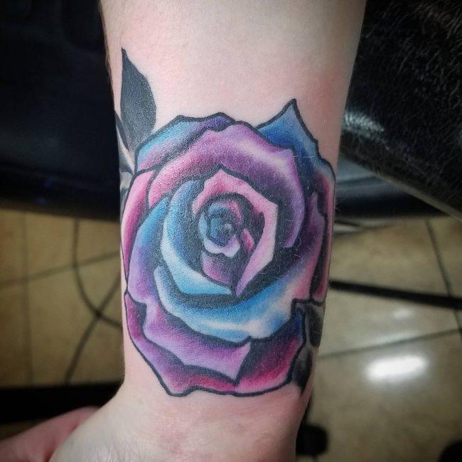 Wrist Tattoo_