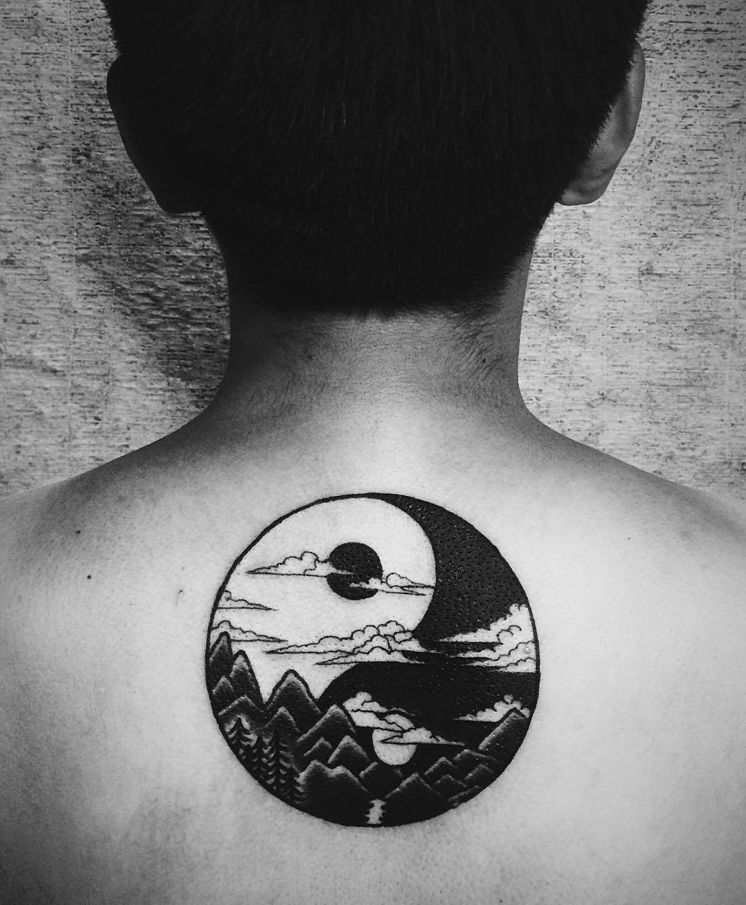 115+ Best Yin Yang Tattoo Designs & Meanings - Chose Yours