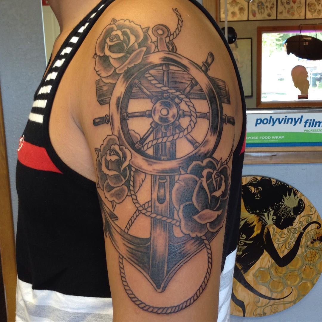 95+ Best Anchor Tattoo Designs & Meanings