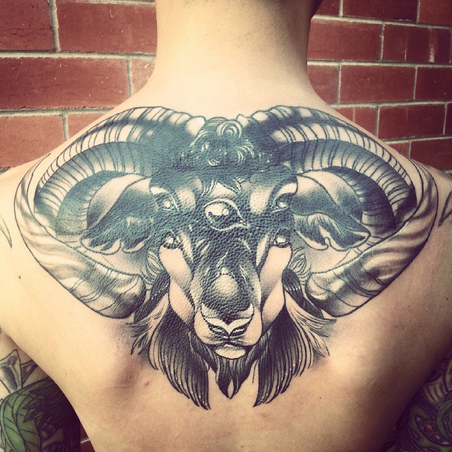 55 Best Aries Symbol Tattoo Designs Do You Believe In Astrology2018