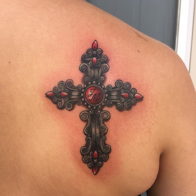 blessed tattoos