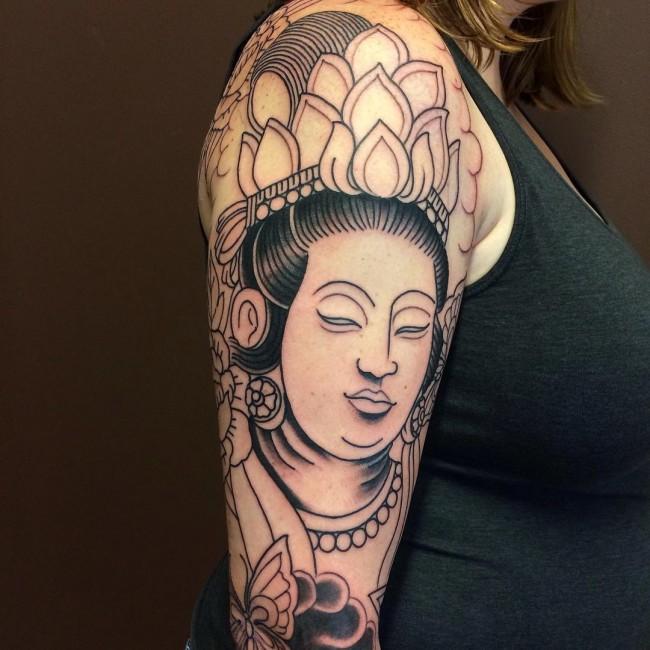 130 Best Buddha Tattoo Designs Meanings Spiritual Guard 2019
