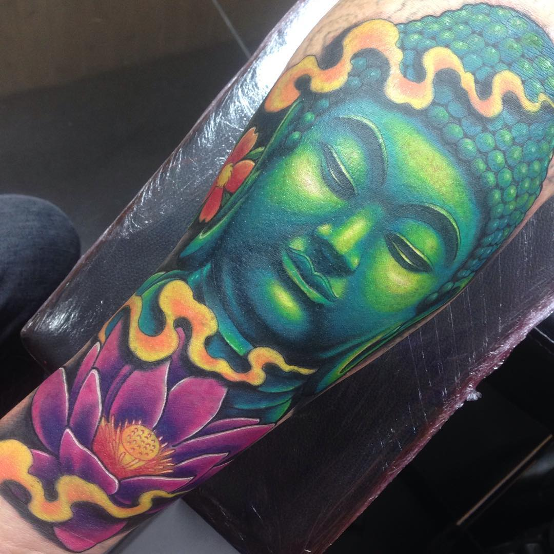 Buddhist Tattoos Designs Ideas And Meaning: 130+ Meaningful Buddha Tattoo Designs For Buddhist And Not